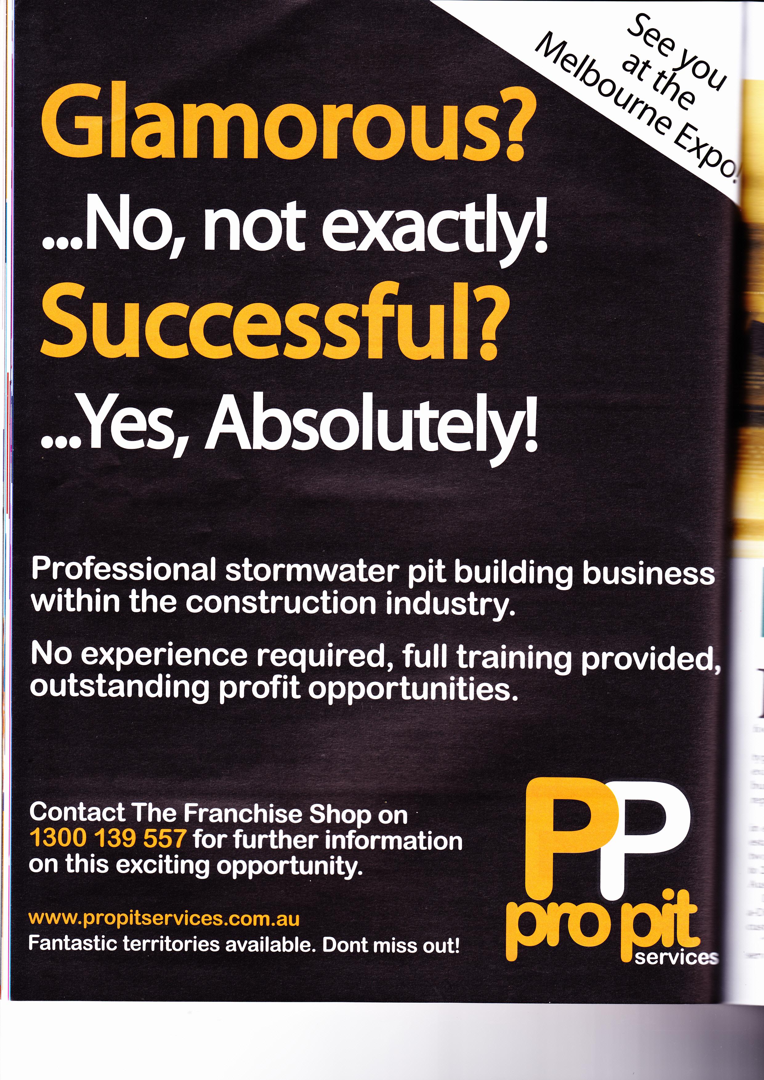 Franchising Magazine July/Aug 2011