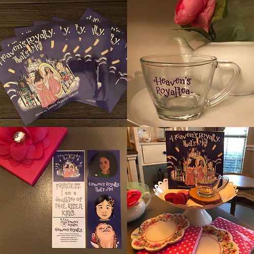 Heaven's RoyalTEA Party Pack (12 Guests)