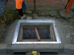 Side Entry Pit