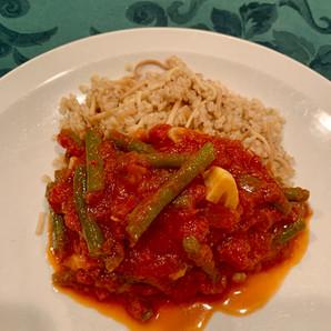 Green Bean Stew / Fasolia