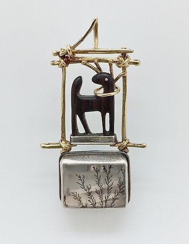 Deer Pin / Pendant