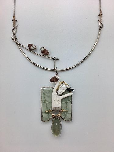 Goddess Pin / Pendant
