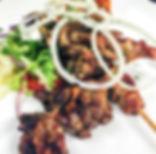 Mix grill van restaurant Xenia Tongeren