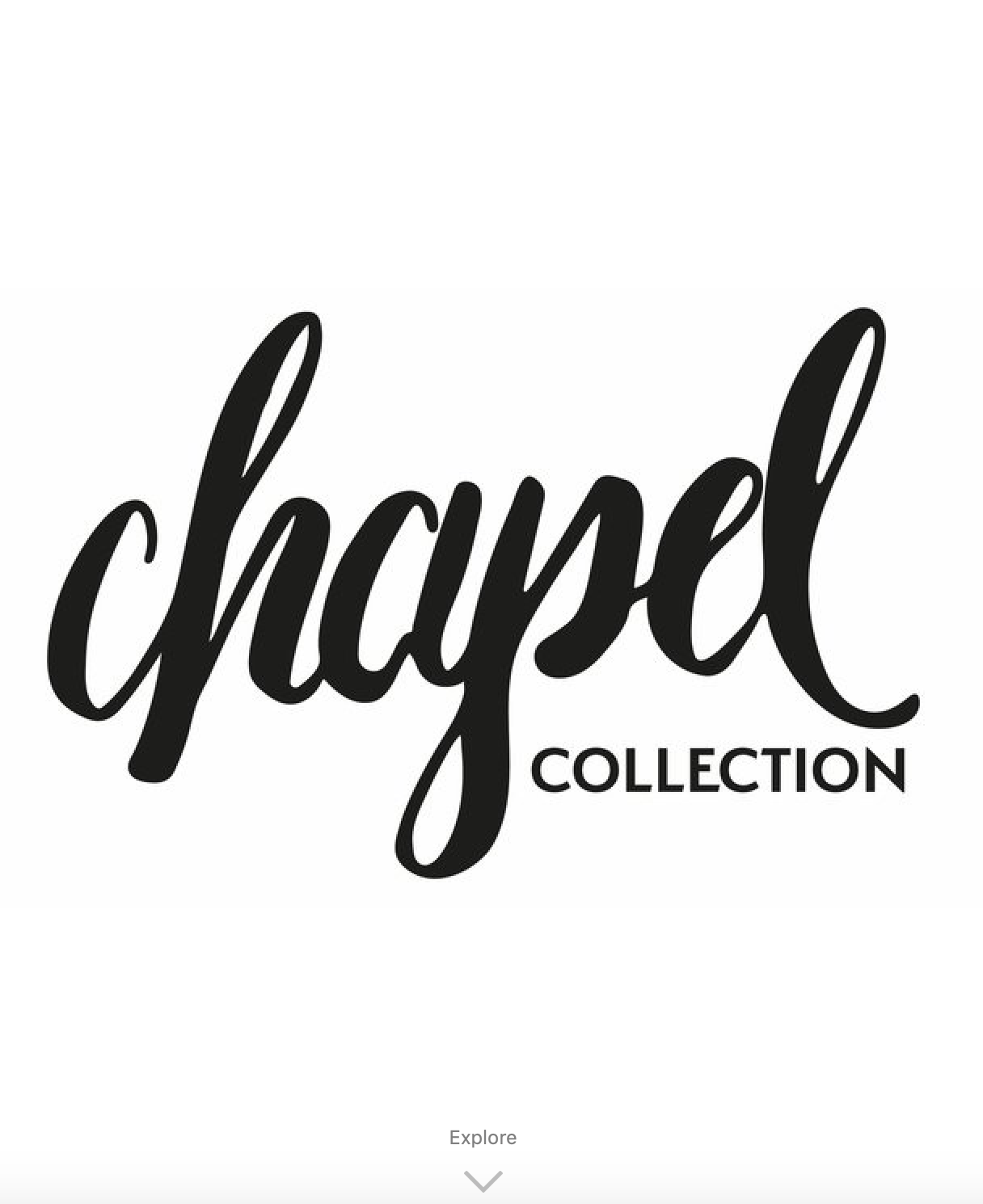 Chapel Collection