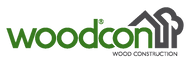 Logo WoodCon modulové domy