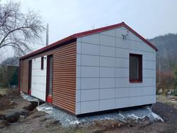 Modulový dům