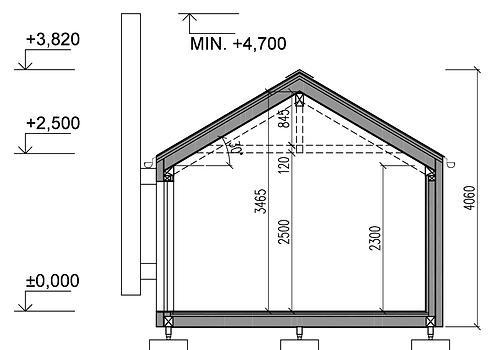 Modulový dům WoodCon
