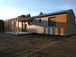 Modulární domy