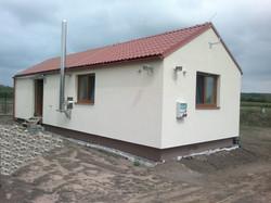 Celoroční mobilní dům