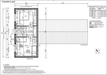 DUO 43m2 LOFT XL - patro