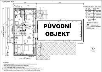 DUO 43m2 LOFT XL - přízemí