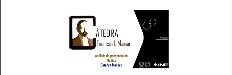 Reporte de Medios Cátedra Madero