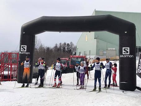 2019 スキーマラソンin雫石スキー場
