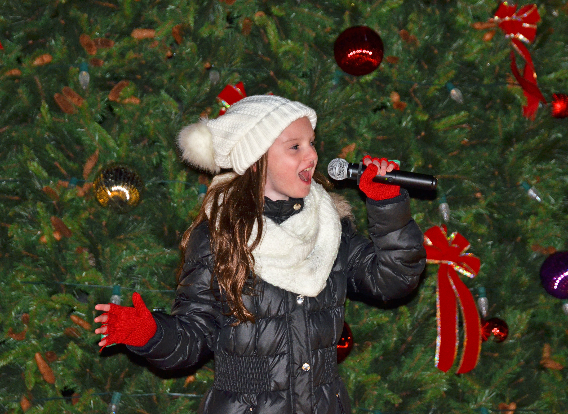 MaKayla Connelly, Northport Resident - Broadway Star