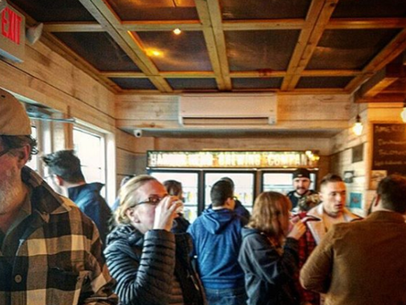 Northport's Harbor Head Brewery Opens Sampling Room