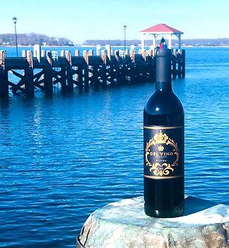 Del Vino Wine Portrait in Northport