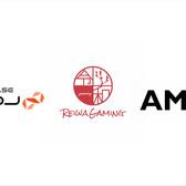 AMD・LEVEL∞とスポンサー契約締結のお知らせ