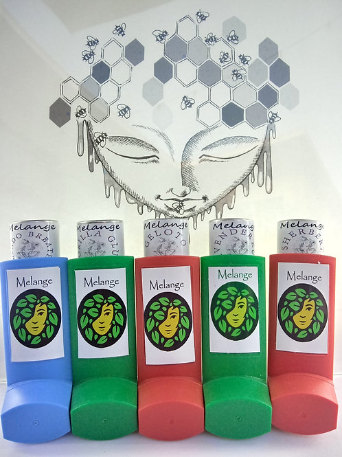 Melange [pMDI] Multi-Strain Crafted  Inhalers