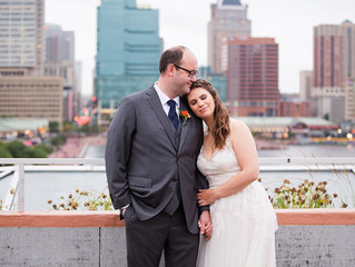 Laura + Travis | Maryland Science Center