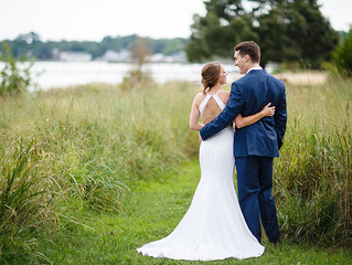 Katie + EJ | Chesapeake Bay Foundation