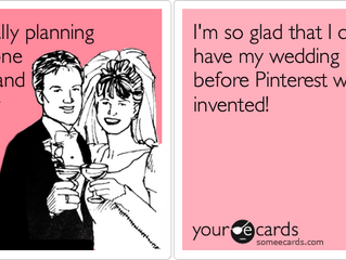 Pinterest and Wedding Planning