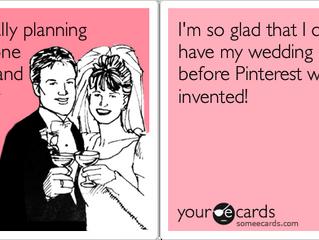 Pinterest and Wedding Planning