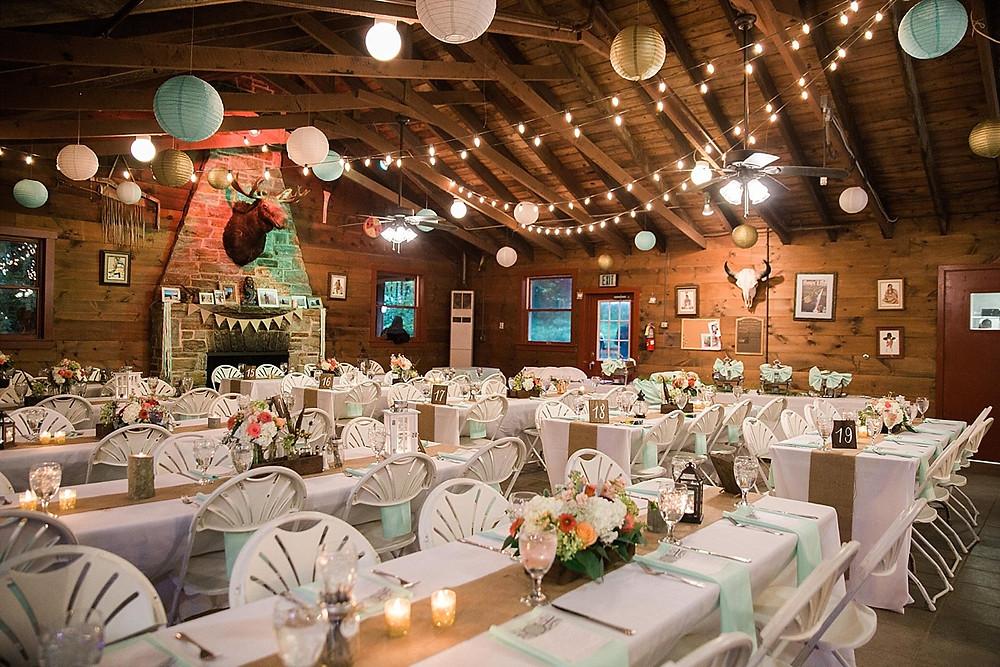 Camp Puh'Tok Wedding