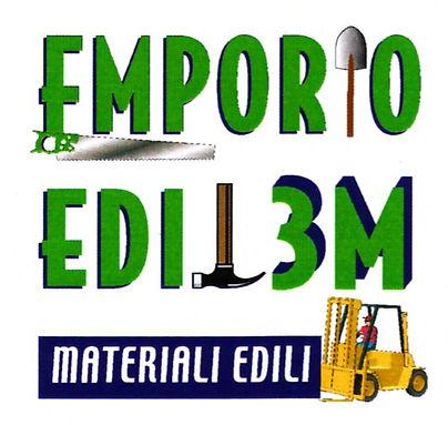 EMPORIO EDIL3M Logo - Tutto per l'Edilizia