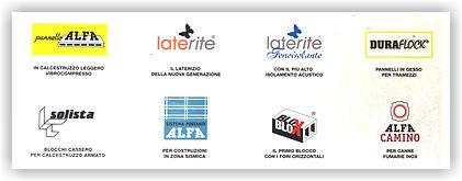 Brands Materiali Edili in fornitura da Emporio Edil3M