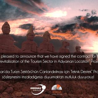 Adıyaman'da Turizm Sektörünün Canlandırılması için Teknik Destek