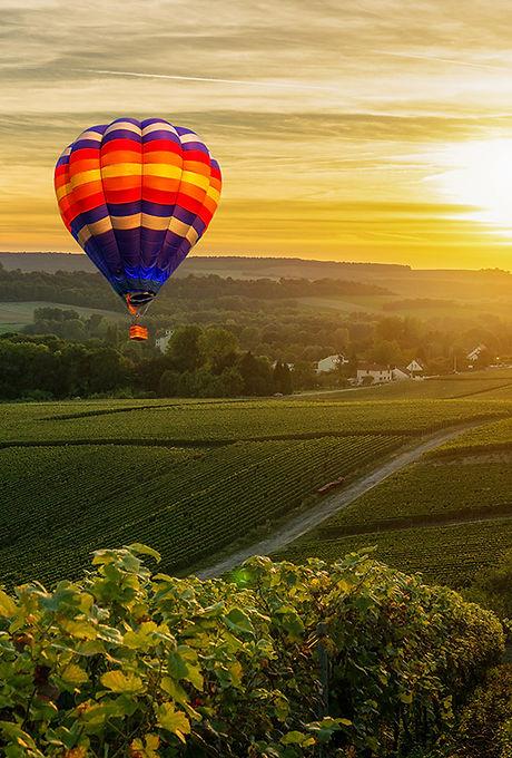 Balloon7 - Heißluftballonfahren