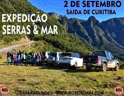 Expedição Serras & Mar