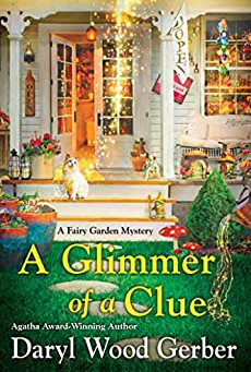 Review of:  A Glimmer of a Clue by Daryl Wood Gerber