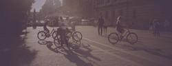 Radfahrern