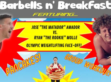 Sign-up for Barbells n' Breakfast!