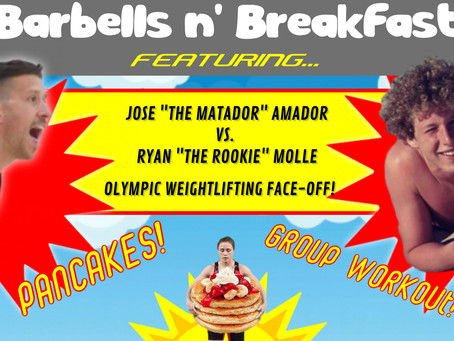 Sign-up for Barbells n' Breakfast!