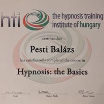 Hypnosis: the Basics