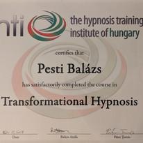 Transformational Hypnosis