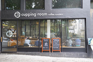 Cupping Room