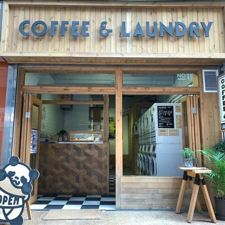 Cafe & Laundry