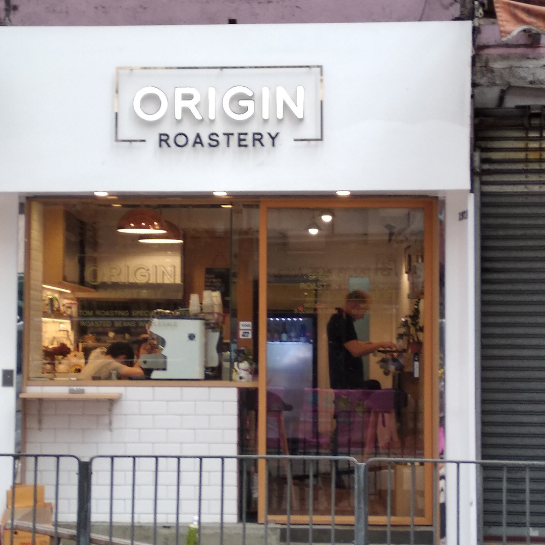 Origin Roastery