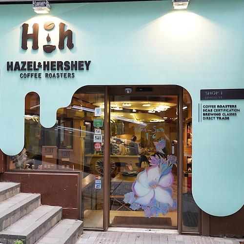 Hazel & Hershey