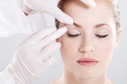 Drooping, eye, Botox, neuromodulator, filler, dermal filler, juvederm, beauty, woman, Physicians Aes