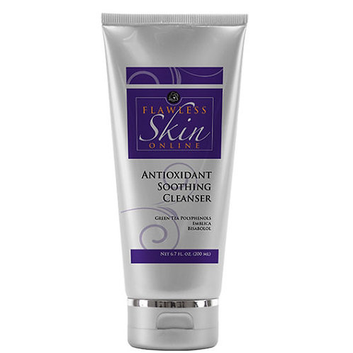 FLAWLESS SKIN ANTIOXIDANT SOOTHING CLEANSER