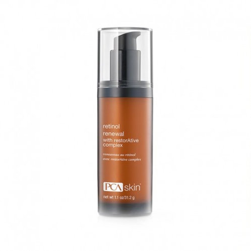 PCA SKIN RETINOL RENEWAL WITH RESTORATIVE COMPLEX