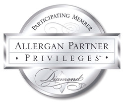 Allergan, Diamond, Badge, Award, Allergan partner, Botox, Filler, Juvederm, Neuromodulator, Atlanta