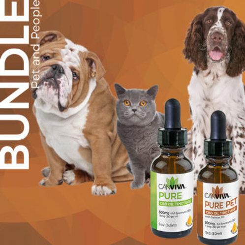 CANVIVA Bundle People+Pet