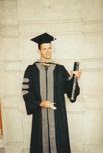 Dr. Leighr's Graduation