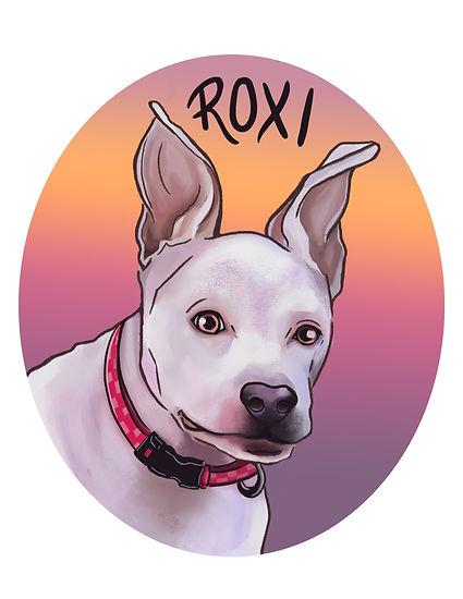 """""""Roxi"""" by Miranda Leighr"""