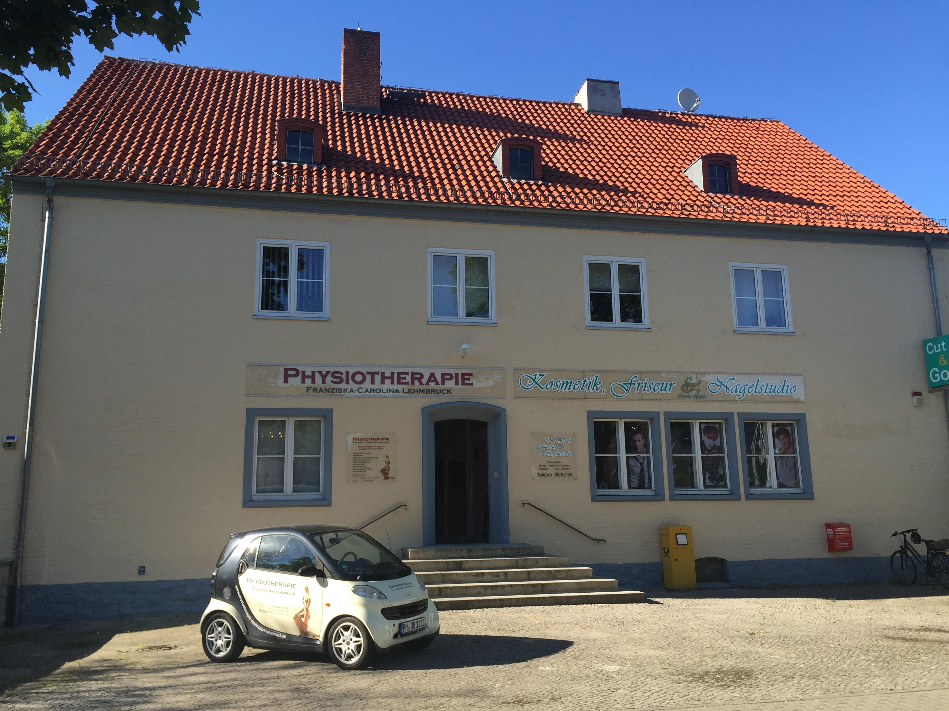 Physiotherapie Stahnsdorf 14532